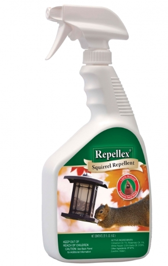 Squirrel Repellent