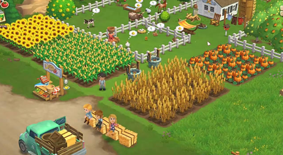 Farming Games for PC
