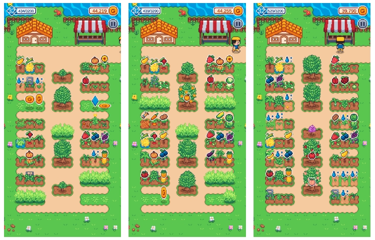 Tap Farm - Simple Farm Game